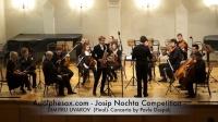 Josip Nochta - DIMITRIJ UVAROV  (Final)- Concerto by Pavle Despalj