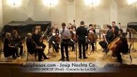 Josip Nochta - LOVRO MERCEP (Final) - Concerto by Lar Erik Larsson
