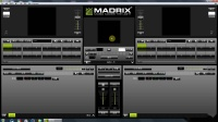 Madrix视频教程 - 软件面板分区介绍