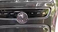 长沙迈斯顿 奔驰C200氛围灯升级