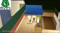 别墅花园设计,一个休闲娱乐,放飞自我的好去处