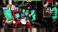 街机游戏:拳皇98C——Iori VS Rugal