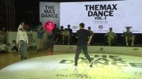 丁军(w) vs 张泽-8进4-成人Freestyle-THE MAX DANCE VOL.1