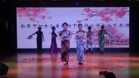 南昌市俏伙伴艺术团上学期毕业汇报演出  时装《锦绣》由时装一班表演   老乡