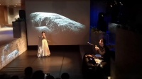 【Strawberry Alice】2019表演艺术新天地:沉浸式影音舞蹈《一沙一世界》,手机拍,2019-06-06 20:30 上海新天地·新里中庭