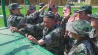 甘肃普康集团行政部门素质拓展培训