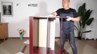 120橱柜安装视频