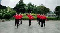 岚岚夏雪风雅颂舞蹈队队形版《中国美草原美》编舞:珍姐老师