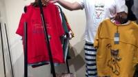 646期美依购高端重工麻棉半袖大版上衣特价系列