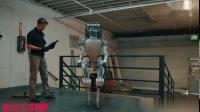 美国波士顿动力公司的新款机器人