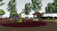 建一村文化楼