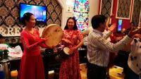 南京舞友KTV跳新疆舞太会嗨了《舞心拍摄制作》