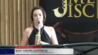 Londeix 2017-Mary Osborn (Australia)-XIX Tarantelle e Sizilienne by S.Karg Elert