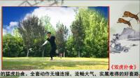 刘仰刚最新自创套路《双虎扑食》