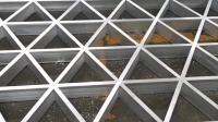 宏铝建材-六角格栅安装,六角格栅吊顶