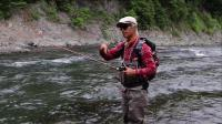 黄毛最新视频-2500Cにお気に入りのフローティングミノーを結んで本流ENJOY FISHING