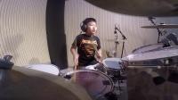深圳九岁架子鼓手黄腾《Attitude》鼓唐音乐教育连锁