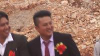 栗粟族盛大婚礼