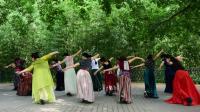 紫竹院广场舞《高原春光无限好》190616-3676