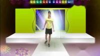 杭州花儿广场舞《女人没有错哦》 附正背表演口令分解动作分解教学-跳一曲广场舞