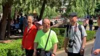 大工70年校庆相聚在劳动公园