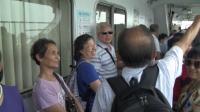 僑友團赴海南華僑農場參觀聯誼活動   (一)