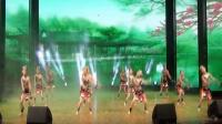 舞蹈《走在山水间》表演:息烽黔橙艺术学校