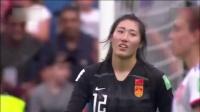 铿锵玫瑰!中国女足战平西班牙女足小组出线