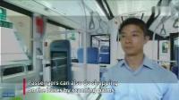 油管网友评论:智能无人驾驶巴士在天津投入使用