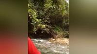 广西古龙山大峡谷漂流