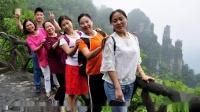 走遍中国(167)— 柴埠溪大峡谷