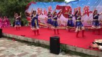 东极神韵舞蹈队2019年夏季演出广场舞《我的家乡叫天堂》
