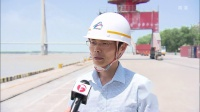 """安徽省集装箱航运""""一核两翼""""总体布局完成"""