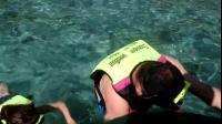 第一次浮潜