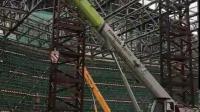 宏铝建材-铝单板测量