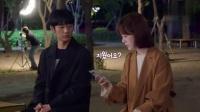 丁海寅,韩志旼《春夜》拍摄花絮——唉呀