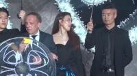 宝格丽于上海点亮灯光艺术装置 品牌代言人舒淇惊喜助阵