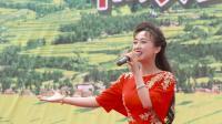 2019中国美丽乡村休闲旅游行·和政油菜花节在法台山景区开幕