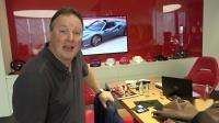 Speccing my 488 Pista Spider - at Ferrari!