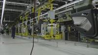 2015 梅赛德斯-奔驰CLA-Class and B-Class 德国工厂生产线生产实拍展示_超清