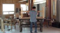 制作木工桌Building A Woodworking Workbench