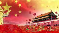 幸福中国一起走LED舞台背景视频素材
