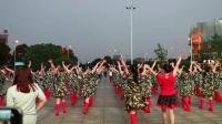《水月亮》湖南长沙金坪国际花都彩虹舞蹈队