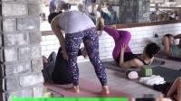 059.健身瑜伽教练展示