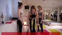 069. 健身瑜伽教练展示