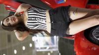 254. 4K 车展车模 Racing Model Kim Mijin