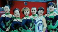 四姐舞蹈队表演好看又激情的舞蹈