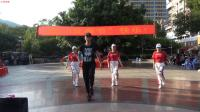 父亲节影子团队舞蹈表演