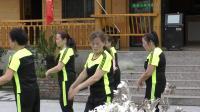 凤凰县阳光健身队庆祝建队十周年活动剪影(第四集)