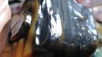 最近把阿拉善彩玉老皮这个坑出来的玉化料收了一半以上  这种玉化俏色质地羊脂一捏仿佛会冒油 细腻非常 赶快收新收彩玉老皮一箱阿拉善2019.6.25